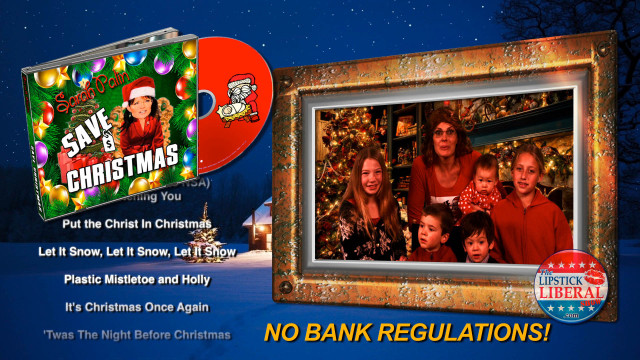 Sarah Palin's Kids Tea-Party XMAS Album